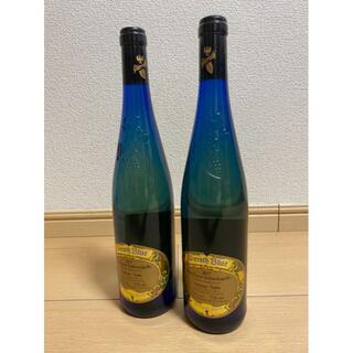 べーたん様専用 ピーロートブルー アウスレーゼ2017  2本セット 送料込み(ワイン)
