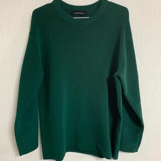 グリーンレーベルリラクシング(green label relaxing)の【新品/値下げ】UNITED ARROWS メンズ ニット (L)(ニット/セーター)