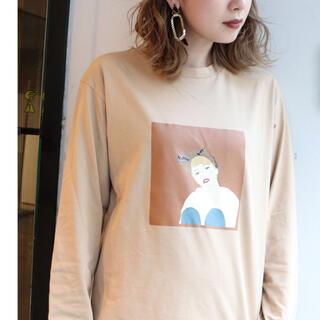 ムルーア(MURUA)のMURUA ロングTシャツ(Tシャツ(長袖/七分))