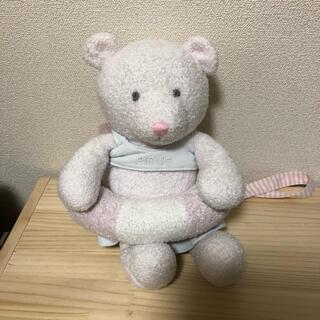ジェラートピケ(gelato pique)の子供用リュック☆お人形(その他)