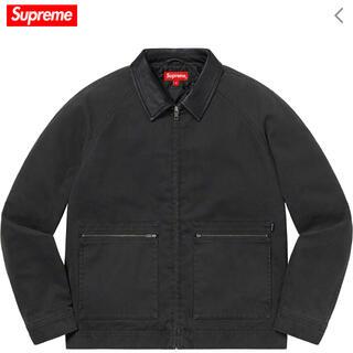 シュプリーム(Supreme)のsupreme 20aw Leather Collar Work Jkt XL(ブルゾン)