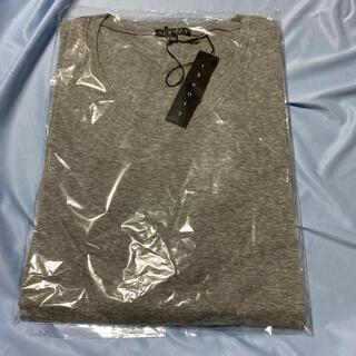 セオリー(theory)のtheory グレー 長袖Tシャツ(シャツ)