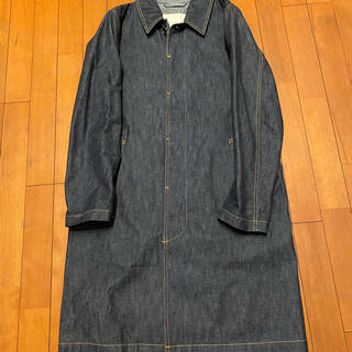 マッキントッシュ(MACKINTOSH)のマッキントッシュ デニムコート 36(ステンカラーコート)