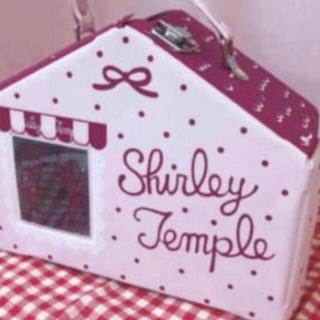 シャーリーテンプル(Shirley Temple)の新品Shirley Temple ノベルティハウスバッグ(ノベルティグッズ)