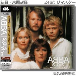 ユニバーサルエンターテインメント(UNIVERSAL ENTERTAINMENT)の新品CD S.O.S.- ベスト オブ アバ 匿名配送無料 ABBA(ポップス/ロック(洋楽))