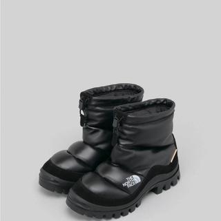 Hender Scheme - nuptse down bootie black 26cm us8