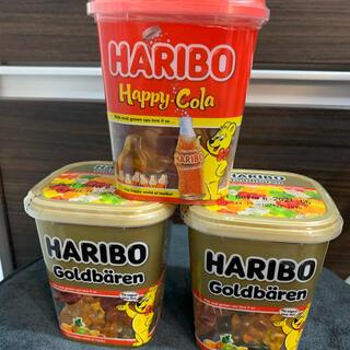 ゴールデンベア(Golden Bear)のハリボー/食品グミ3点セット/1つ175g入りのグミ1点と通常2点/(菓子/デザート)