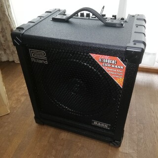 ローランド(Roland)の【ひろ様】ベースアンプ Roland CUBE -100 Bass(ベースアンプ)