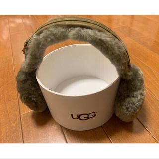 アグ(UGG)のセール ❗️ UGGの耳あて、イヤーマフ、訳あり(イヤーマフ)