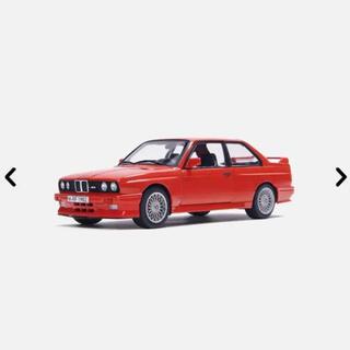 ビーエムダブリュー(BMW)のKITH for BMW M3 E30 Diecast Replica 1:18(ミニカー)