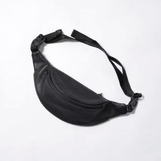 ワンエルディーケーセレクト(1LDK SELECT)のUNIVERSAL PRODUCTS Leather Waist Bag(ウエストポーチ)