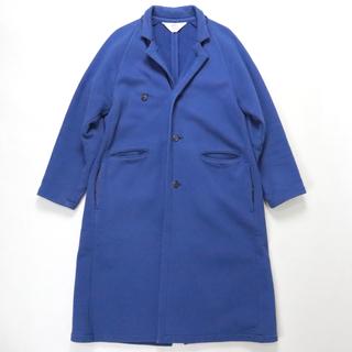 サンシー(SUNSEA)のSUNSEA【Cotton Mouton Coat (C.M.C)】(チェスターコート)