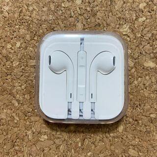 アップル(Apple)のiPhone イヤホン 純正(ヘッドフォン/イヤフォン)