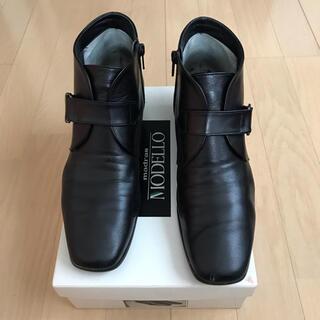 マドラス(madras)のmadras MODELLO のショートブーツ(ブーツ)