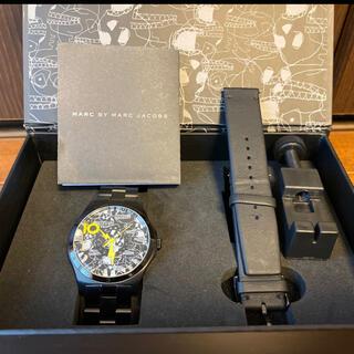 マークバイマークジェイコブス(MARC BY MARC JACOBS)のMARC BY MARC JACOBS 10周年限定腕時計 (腕時計(アナログ))