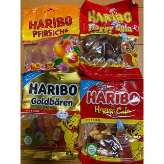ゴールデンベア(Golden Bear)のハリボーグミ 4袋(菓子/デザート)
