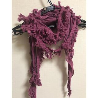 ギャップ(GAP)のGAP スカーフ 11月上旬までの出品(バンダナ/スカーフ)