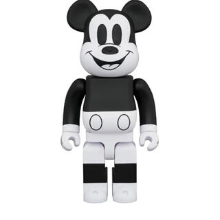 BE@RBRICK MICKEY MOUSE+BASQUIAT 6 1000%(その他)