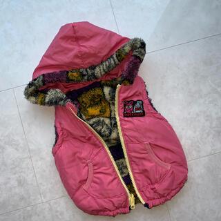 エフオーキッズ(F.O.KIDS)のFOキッズ キッズ  ダウンベスト90センチ 美品(ジャケット/上着)