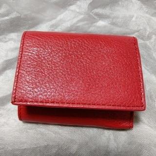 マザーハウス(MOTHERHOUSE)のマザーハウス ハナビラコンパクトウォレット(折り財布)