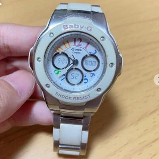 ベビージー(Baby-G)のCASIO baby-g MSG302C(腕時計)