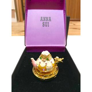 アナスイ(ANNA SUI)の新品 アナスイ ANNA SUI バッグハンガー レアカラー ティーカップ(その他)