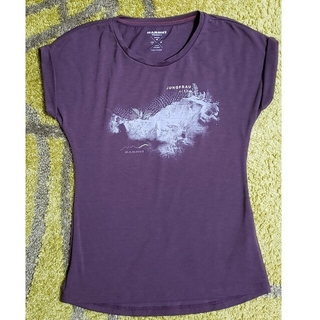 マムート(Mammut)のMAMMUT Tシャツ(Tシャツ(半袖/袖なし))