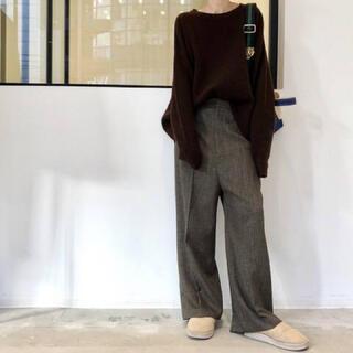 アパルトモンドゥーズィエムクラス(L'Appartement DEUXIEME CLASSE)のアパルトモン Deep Rise Pants 36(カジュアルパンツ)