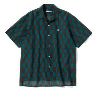 フレッドペリー(FRED PERRY)のフレッドペリー  アカネウツノミヤ コラボ シャツ(シャツ)