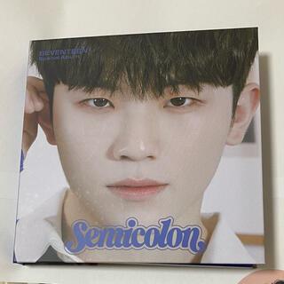 SEVENTEEN semicolon【値下げしました】(K-POP/アジア)