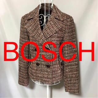 ボッシュ(BOSCH)の★BOSCH/ボッシュ★極美品★長袖ジャケットコート38(M.9号)(ピーコート)