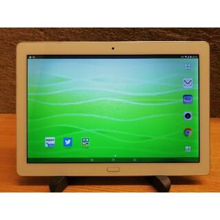 エヌティティドコモ(NTTdocomo)のHUAWEI TECHNOLOGY NTTdocomo d-tab d-01K(タブレット)