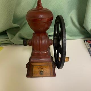 カリタ(CARITA)のコーヒーミル(電動式コーヒーミル)
