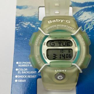 ベビージー(Baby-G)の【未使用】カシオ G-SHOCK Baby-G 腕時計 BG-350K-3AT(腕時計)