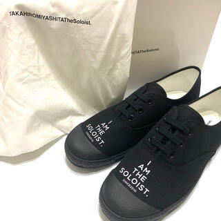 ナンバーナイン(NUMBER (N)INE)のTAKAHIRO MIYASHITA The SoloIst. スニーカー 靴(スニーカー)