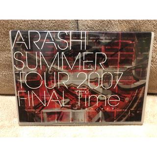 アラシ(嵐)の嵐 ARASHI SUMMER TOUR 2007 FINAL Time DVD(アイドル)
