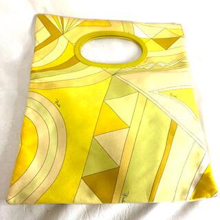 エミリオプッチ(EMILIO PUCCI)のエミリオプッチ デザインバッグ(トートバッグ)