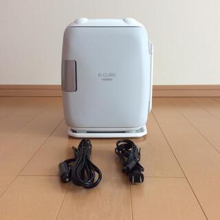 ツインバード(TWINBIRD)の【TWINBIRD】コンパクト保冷・保温ボックス D-CUBE S(冷蔵庫)