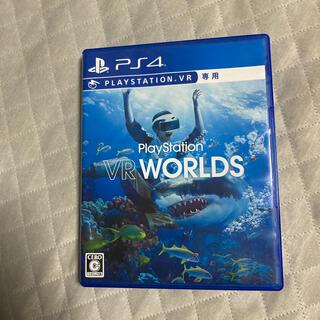 プレイステーションヴィーアール(PlayStation VR)のVRワールド(家庭用ゲームソフト)
