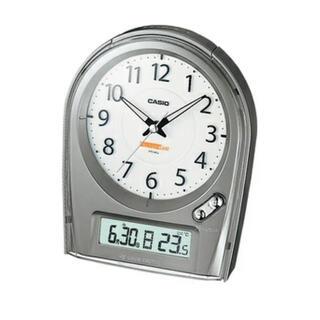 カシオ(CASIO)のCASIO 置時計 TTM-150J-8JF(置時計)
