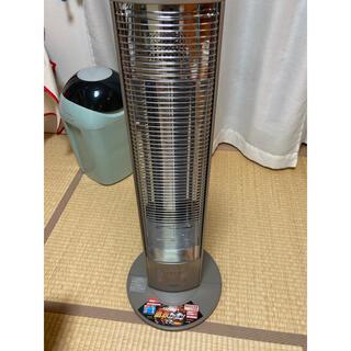 サンヨー(SANYO)の遠赤外線カーボンストーブ(SANYO RX-C9B(N))(電気ヒーター)