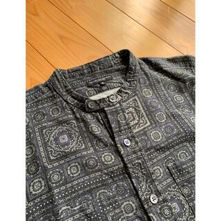 エンジニアードガーメンツ(Engineered Garments)のEngineered Garments ロングシャツ プルオーバー S (シャツ)