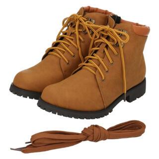 サマンサモスモス(SM2)の新品✨タグ付き♪ ブーツ キャメル M  23.5センチ 大幅お値下げ‼️(ブーツ)