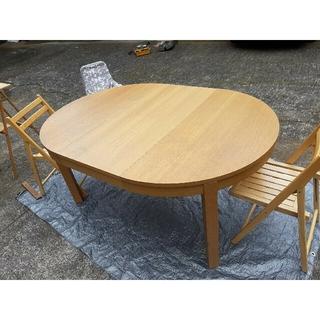 イケア(IKEA)の【最終値下げ】IKEA ダイニングテーブル 丸テーブル(ダイニングテーブル)