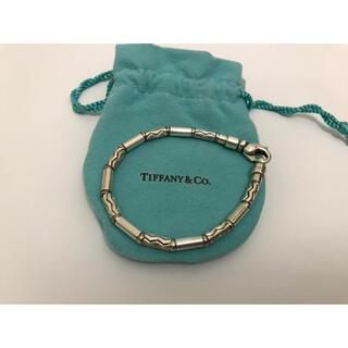 ティファニー(Tiffany & Co.)のティファニー ヴィンテージ ジャーマニー AC2(ブレスレット)
