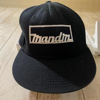 マンダム(Mandom)のm&m キャップ 黒(キャップ)