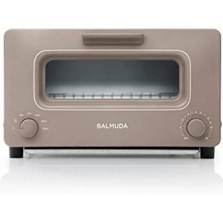 バルミューダ(BALMUDA)のバルミューダ K01E−CWスチームオーブントースター ショコラ(調理機器)