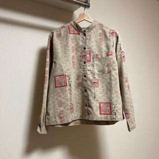 コムデギャルソン(COMME des GARCONS)のCHICO'S china vintage(シャツ/ブラウス(長袖/七分))