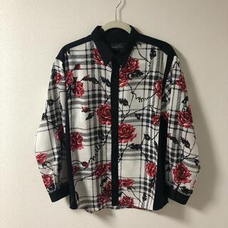 ミルクボーイ(MILKBOY)のMILKBOY ROSEシャツ 【11/4まで取置き中】(シャツ)
