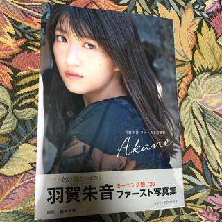 モーニングムスメ(モーニング娘。)の羽賀朱音ファースト写真集「Akane」(アート/エンタメ)